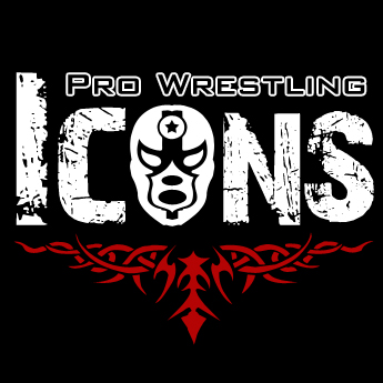Pro Wrestling Icons Logo designed by Asbury Arts